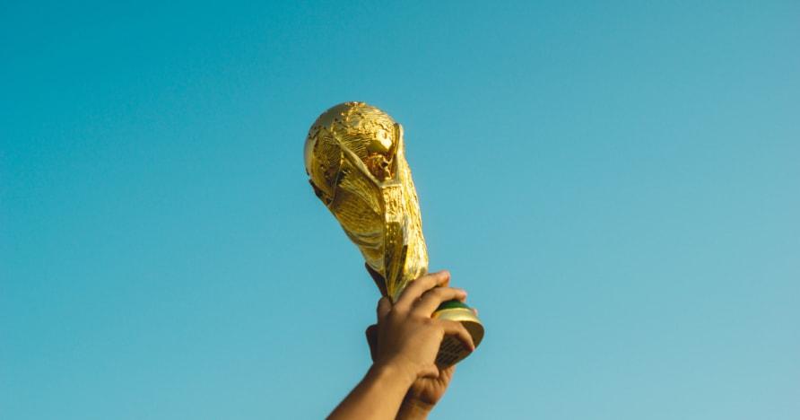Futbol Dünya Kupası Makao kumar Stoklar Etkilenen nasıl