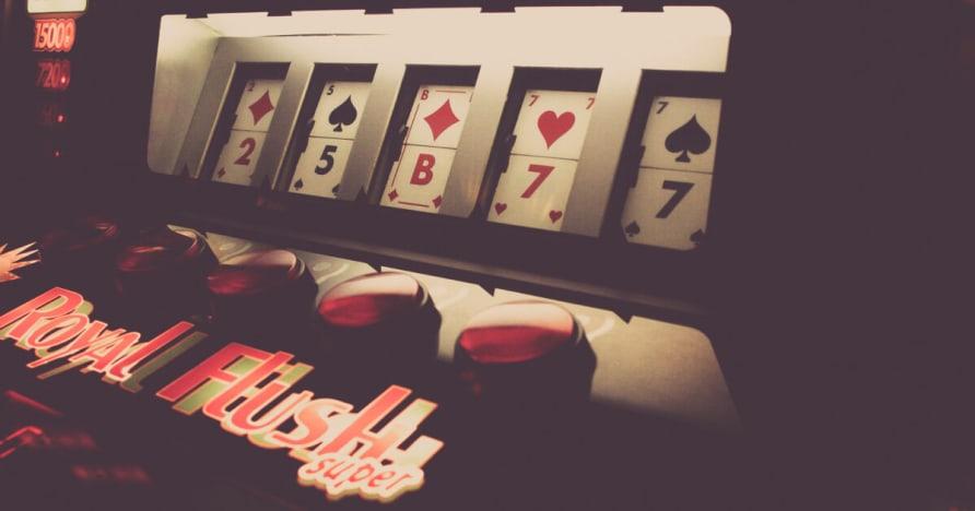 Bally Slot Makineleri – Tarihli Bir Yenilik