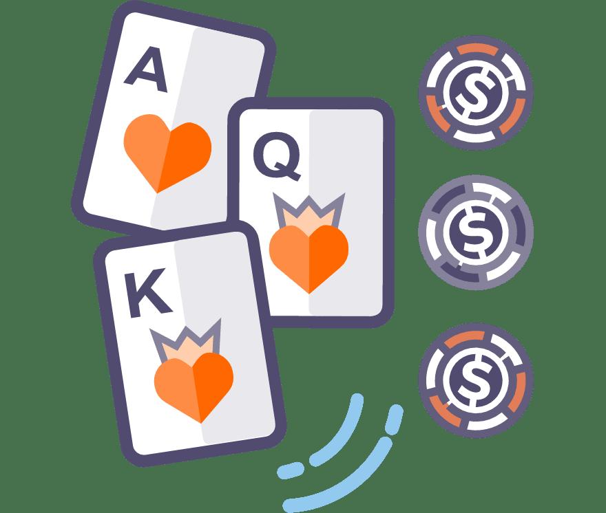26 Üç Kart Poker Online Casino 2021