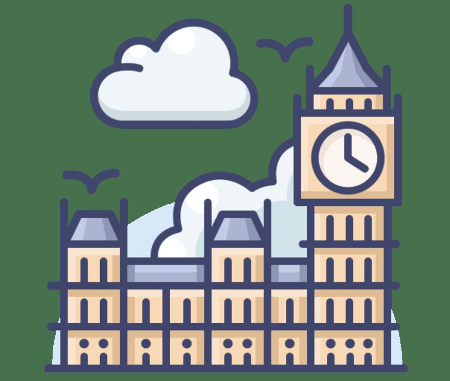 7 Birleşik Krallık Online Casino 2021