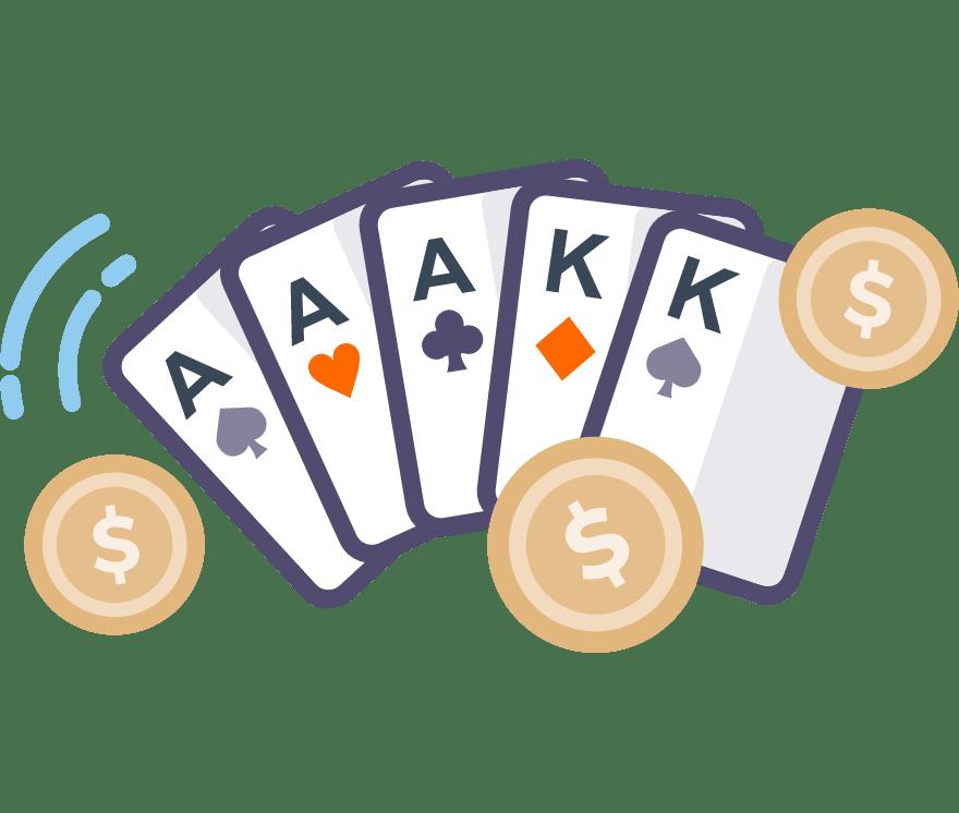 54 Poker Online Casino 2021