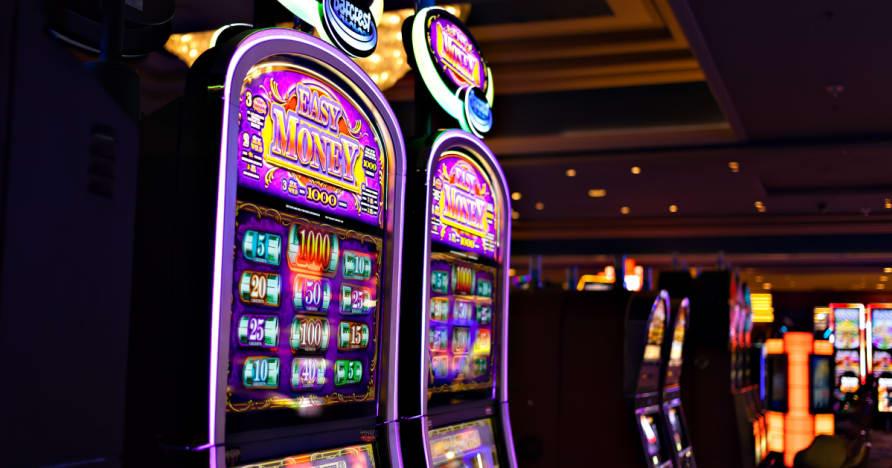 Kumarhaneler Para Via Slot Makineleri olun nasıl