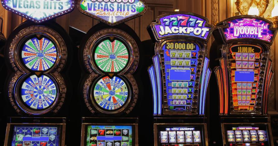 Fortunes'da Harekete Geçiren Slot Oyunları
