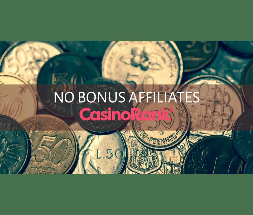 No Bonus Affiliates Online Casino