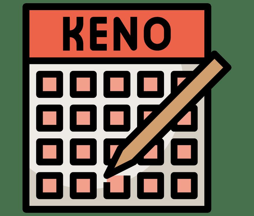 34 Keno Online Casino 2021