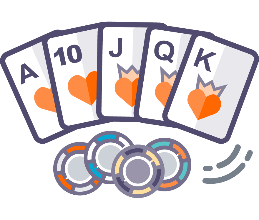 16 Teksas Hold'em Online Casino 2021