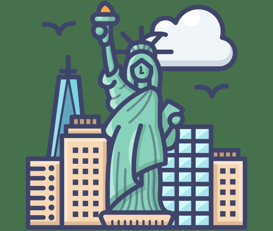 13 Amerika Birleşik Devletleri Online Casino 2021